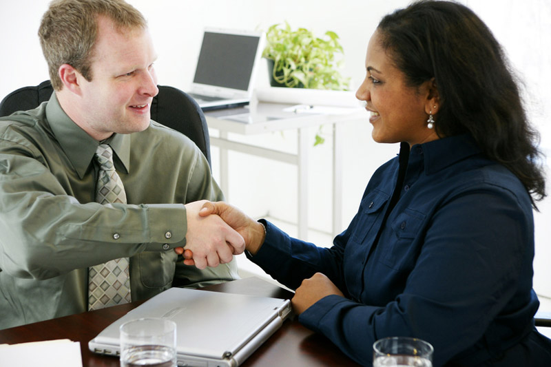 Employment Tips For Those Already Working And Those Not Yet Employed job-interview
